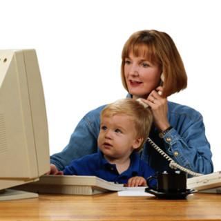 Мама-работа-ребенок: выход?
