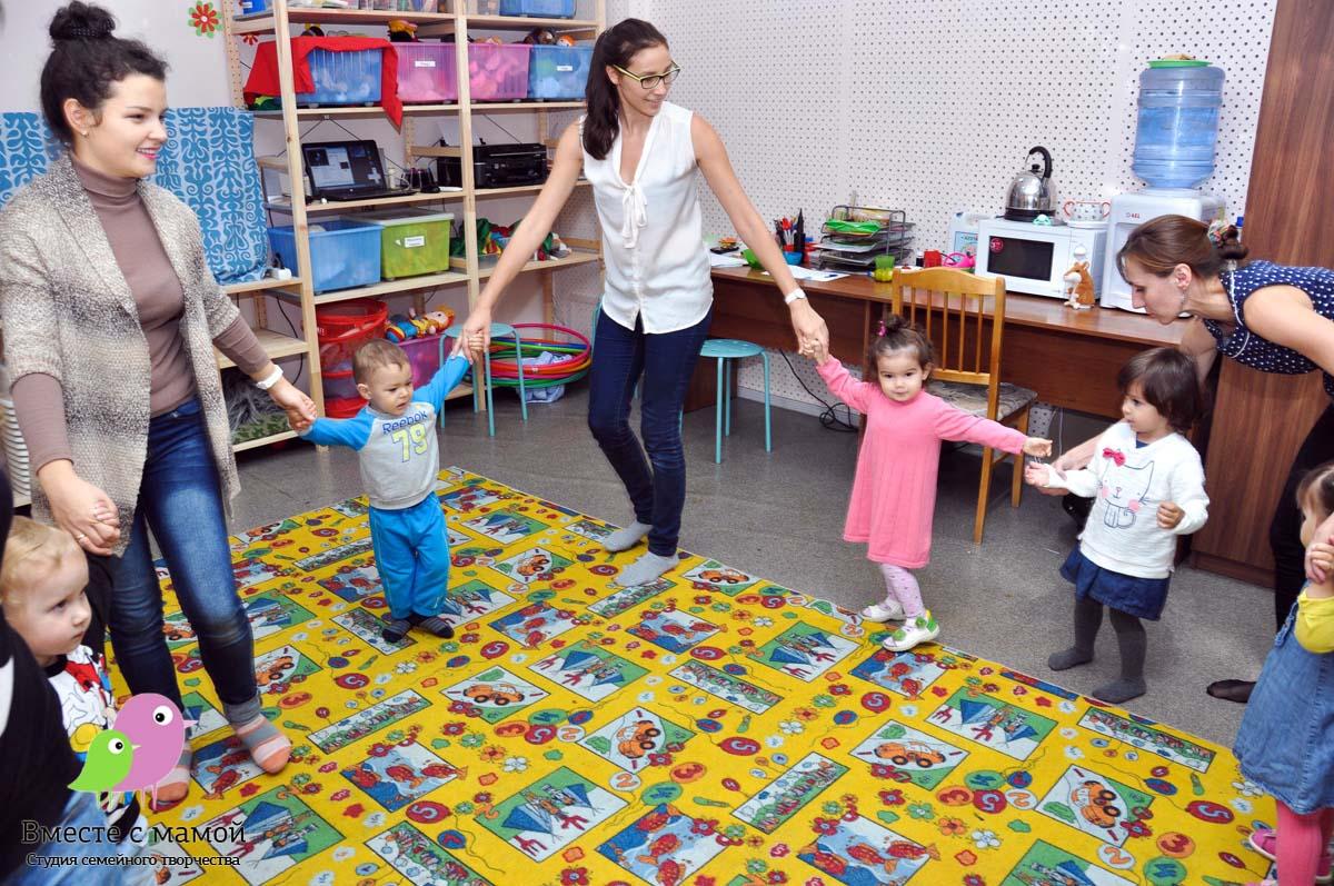 занятия для детей 2-3 лет