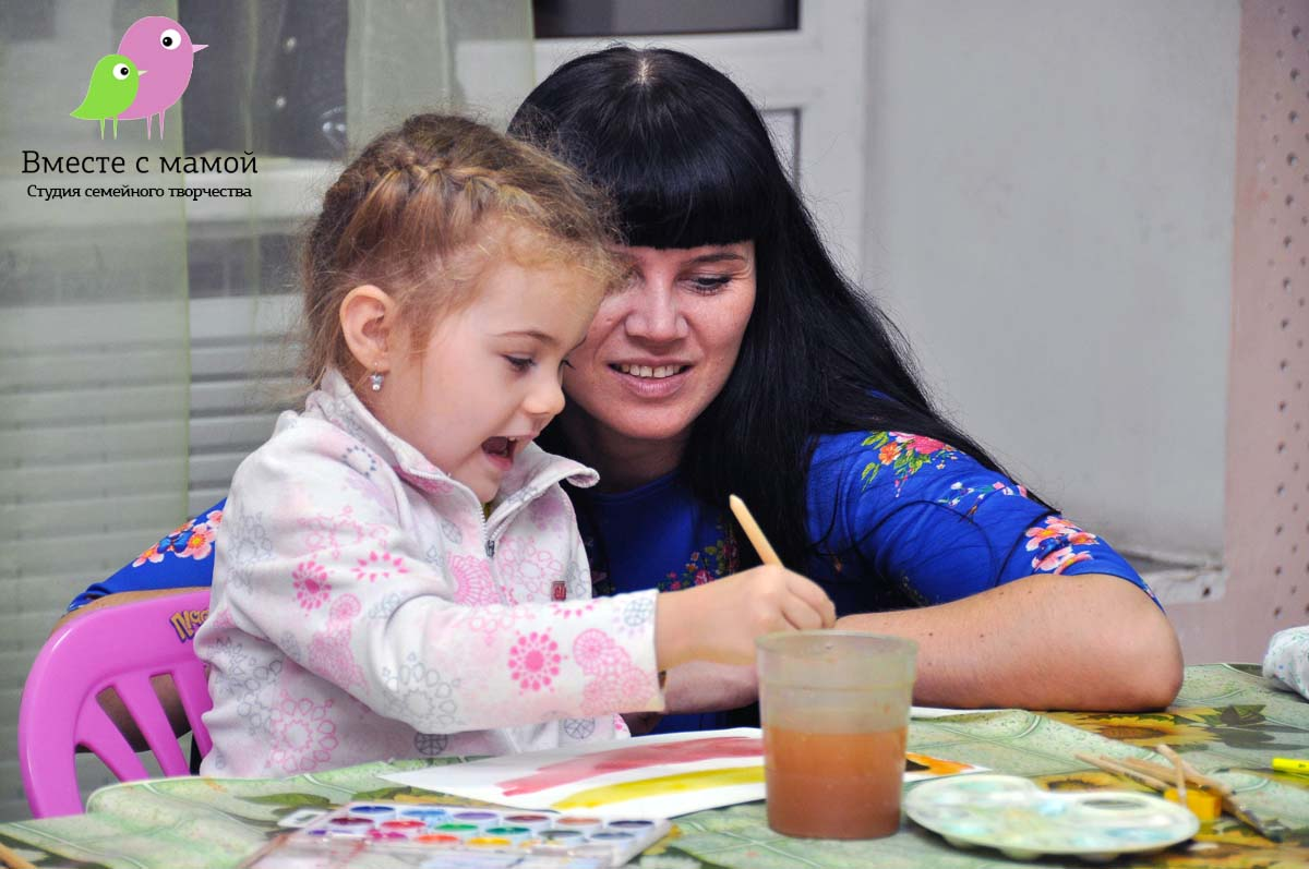 уроки рисования для детей от 4 лет