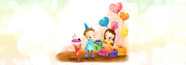 где детский день рождения казань